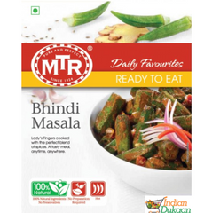 MTR Bhindi Masala (Ready-To-Eat) 300g