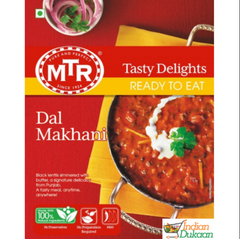MTR Dal Makhani (Ready-To-Eat) 300g