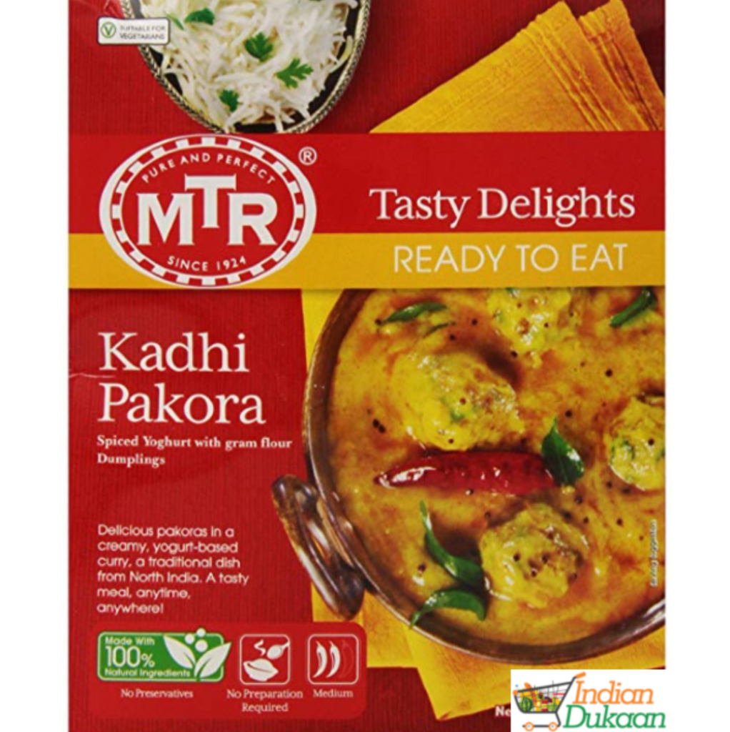 MTR Kadhi Pakora (Ready-To-Eat) 300g