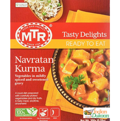 MTR Navrattan Korma (Ready-To-Eat) 300g