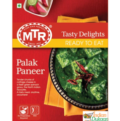 MTR Palak Paneer (Ready-To-Eat) 300g