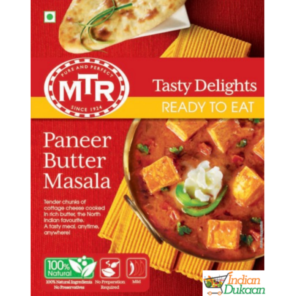 MTR Paneer Butter Masala (Ready-To-Eat) 300g
