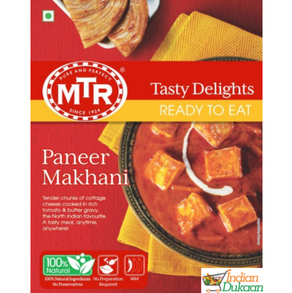 MTR Paneer Makhani (Ready-To-Eat) 300g