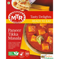 MTR Paneer Tikka Masala (Ready-To-Eat) 300g