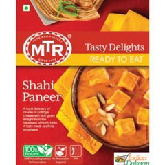 MTR Shahi Paneer (Ready-To-Eat) 300g
