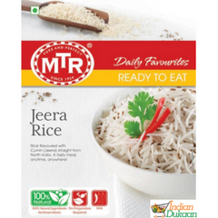 MTR Jeera Rice (Ready-To-Eat) 300g