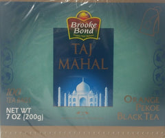 Brooke Bond Taj Mahal Tea (100 TEA BAGS)