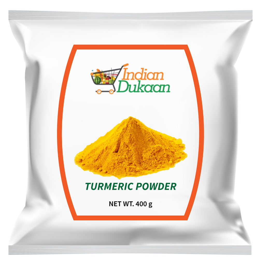 IndianDukaan Turmeric Powder 400g