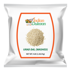 IndianDukaan Urad Dal Washed 4lb