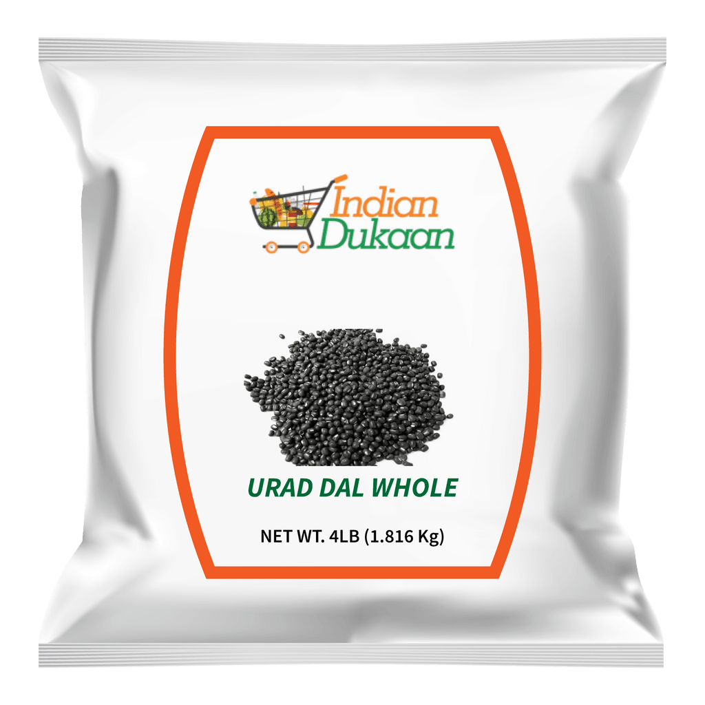 IndianDukaan Urad Dal Whole 4 LB