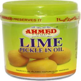 Ahmed Lime Pickle In Oil 1 kg (35.27 OZ)-0