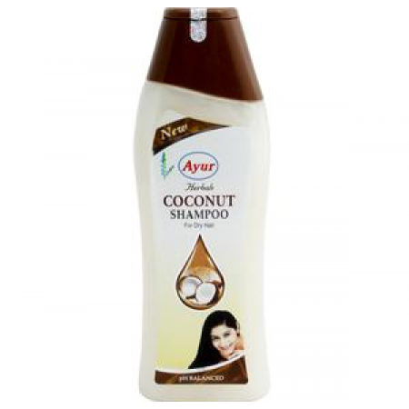 Ayur Herbal Coconut Shampoo 500 ml