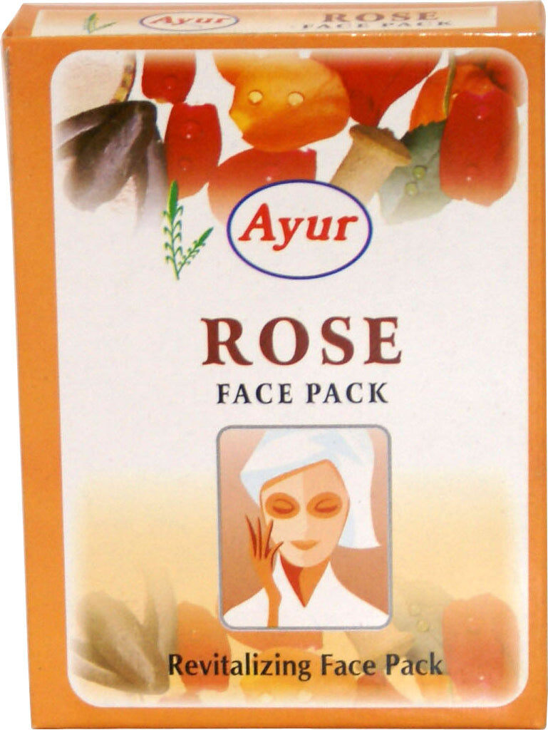 Ayur Rose Face Pack-1252