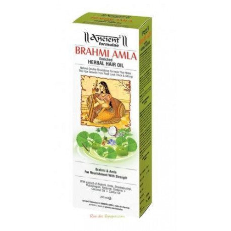 Hesh Brahmi Amla Herbal Hair Oil 200 ml
