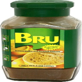 Bru Instant Coffee and Roasted Chicory 7 OZ (200 Grams)-0
