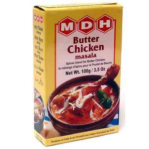 MDH Butter Chicken Masala 3.5Oz (100gm)