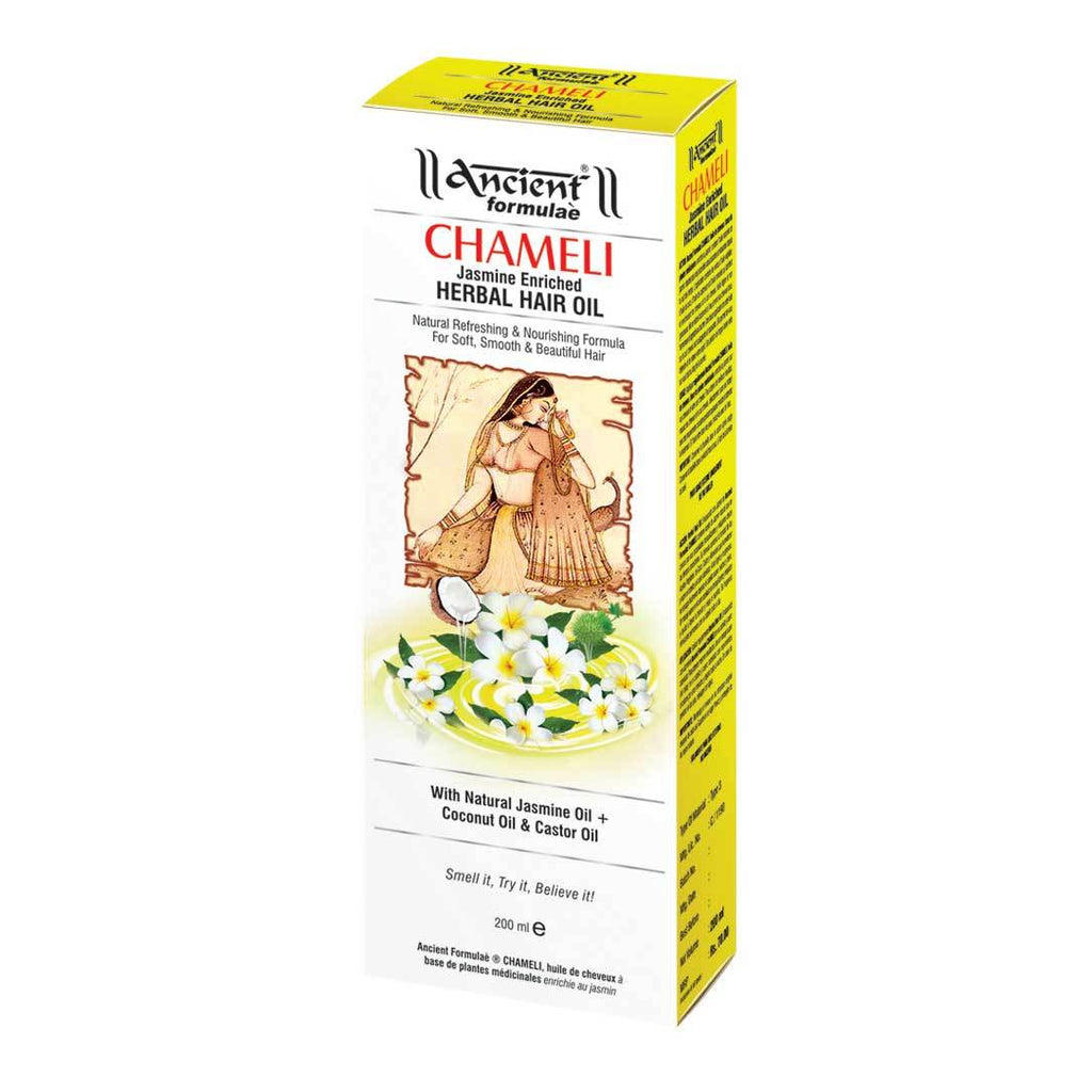Chameli Jasmine Enriched Herbal Hair Oil 200 ml