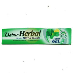 Dabur Herbal Gel With Mint & Lemon 150 G