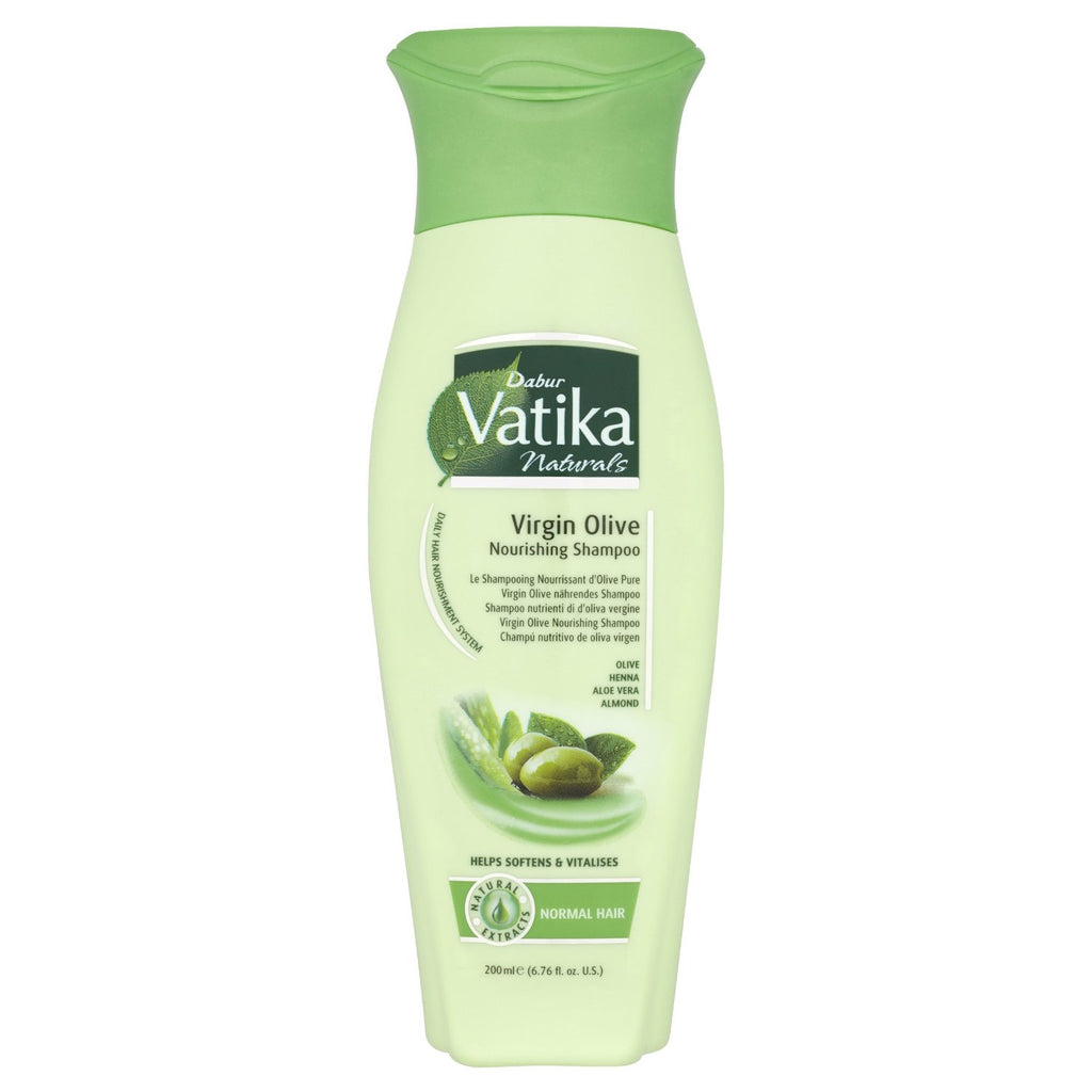 Dabur Vatika Virgin Olive Shampoo 400 ml
