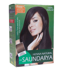 Natural Henna – Dark Brown