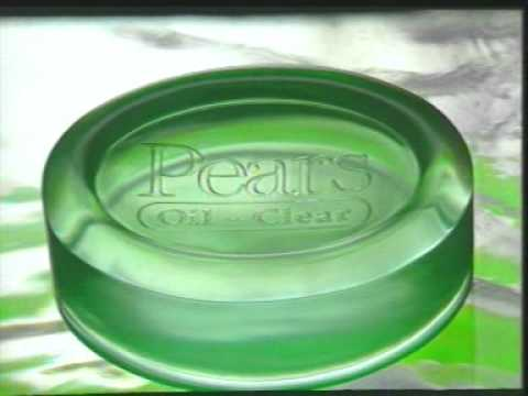 Pears Green Soap with lemon 80G-1264