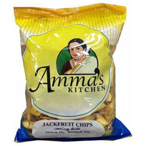 Amma's Kitchen Jackfruit Chips (Chakka Varuthathu) – 7oz