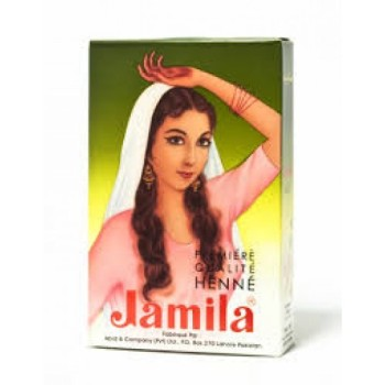 Jamila Superior Quality Herbal Henna 100G