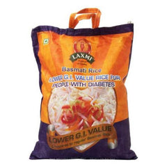 Laxmi Lower Glycemic Index Basmati Rice 4lb
