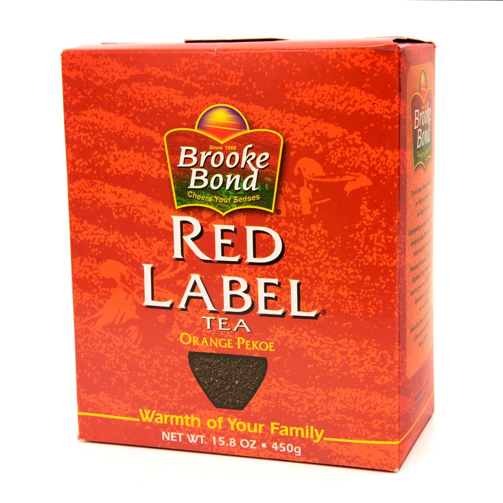 Brooke Bond Red Label Tea 450 gm