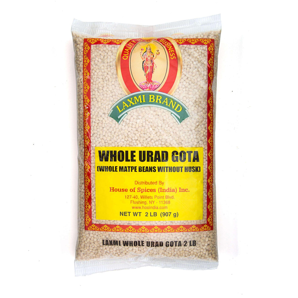 Laxmi Whole Urad Gota (Matpe Beans)