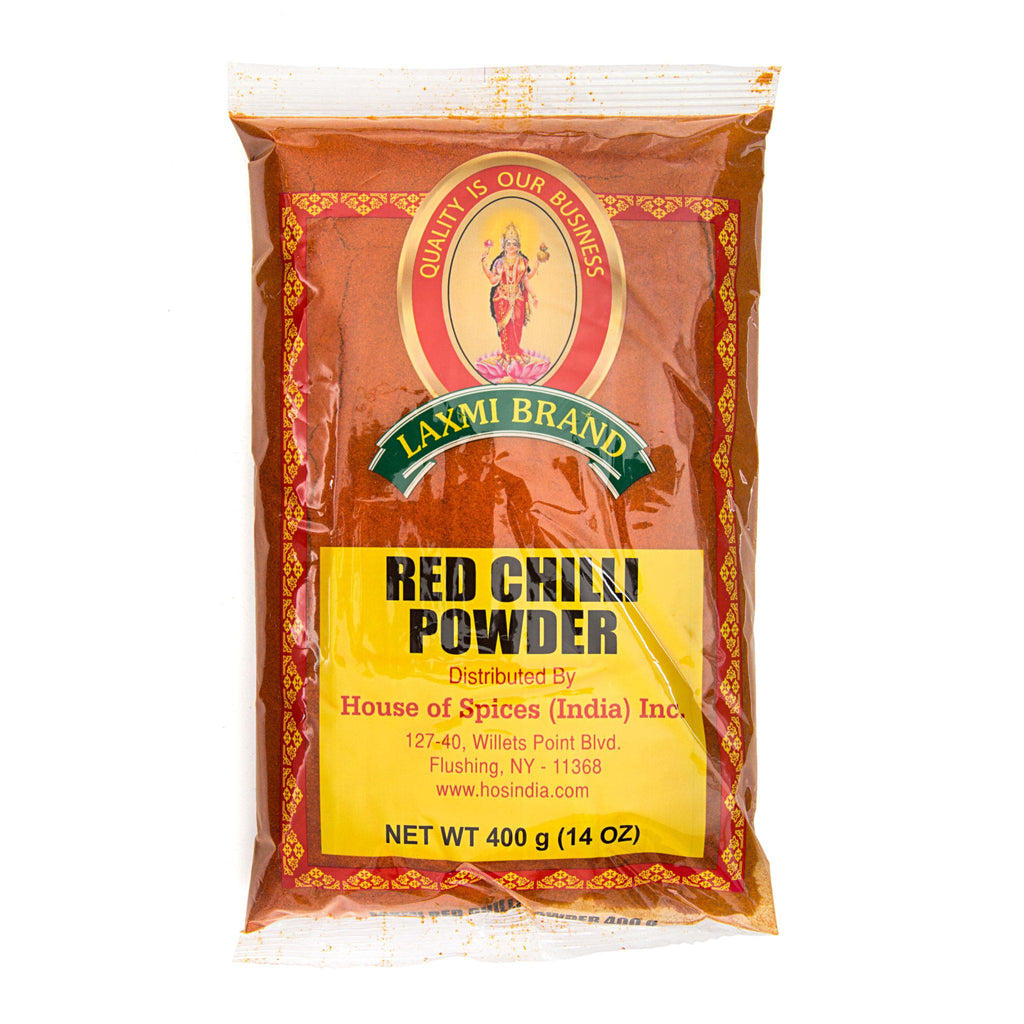 Laxmi Red Chili Powder 400g (14oz)