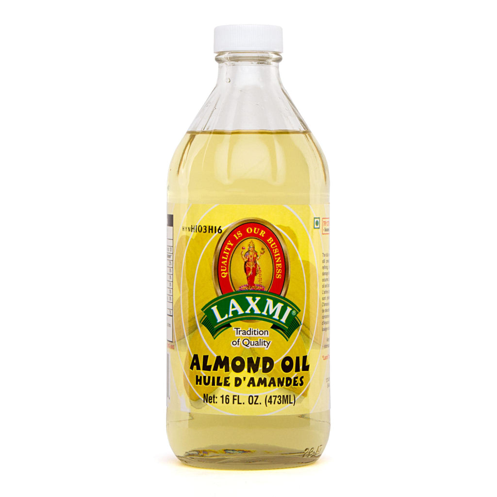 Laxmi Almond Oil 16 FL OZ (473ml)