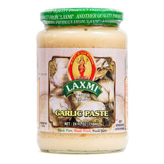 Laxmi Garlic Paste 8oz