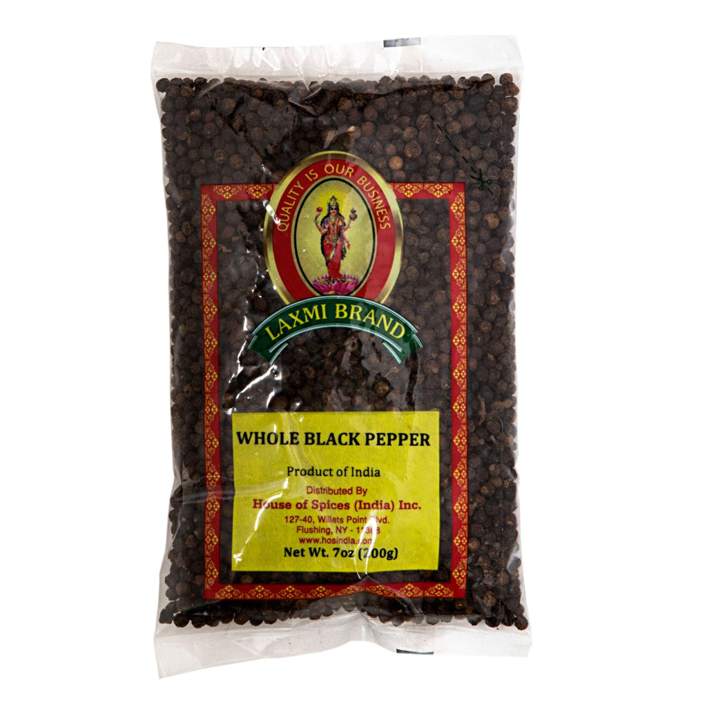 Laxmi Whole Black Pepper