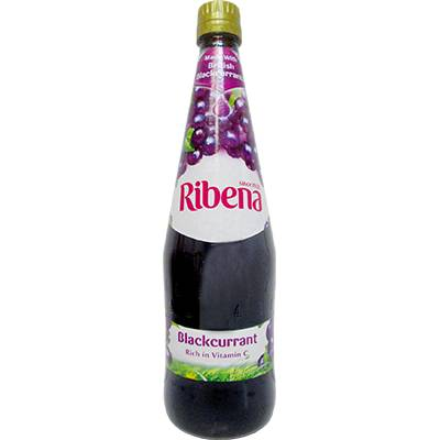 Ribena Blackcurrant 1 ltr.