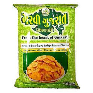Garvi Gujarat – Spicy Banana Chips (180gm)