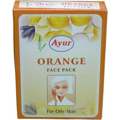 Ayur Orange Face Pack-0