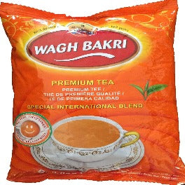 Wagh Bakri Premium Tea Special International Blend 454 gm