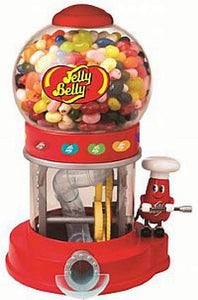 Mr. Jelly Belly Bean Dispenser