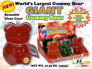 Gummy Bears- Giant