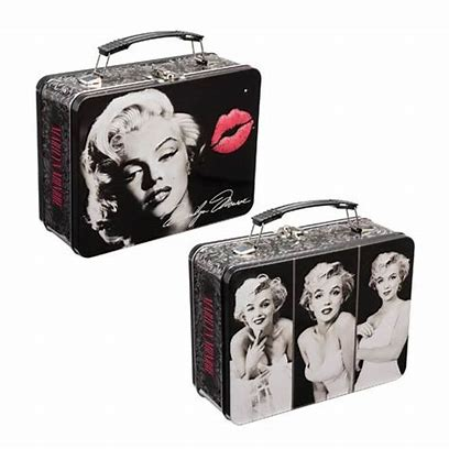 Marilyn Monroe Large Lunch Tin