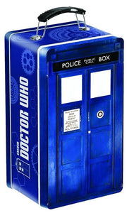 Dr. Who Shaped Tin