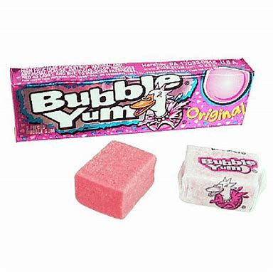 Bubble Yum- Original