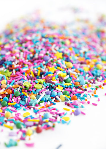 All Kinds of Happy Sprinkles