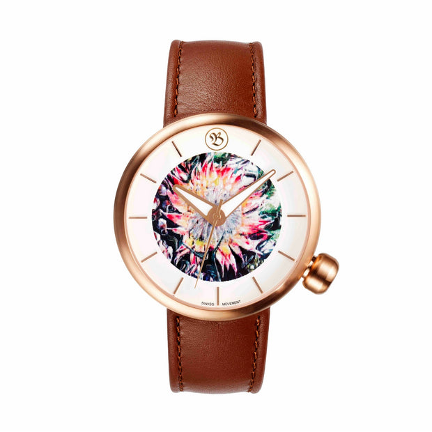 LIMITED EDITION Scott Marsh Signature Watch | Rose Gold - BAUSELE