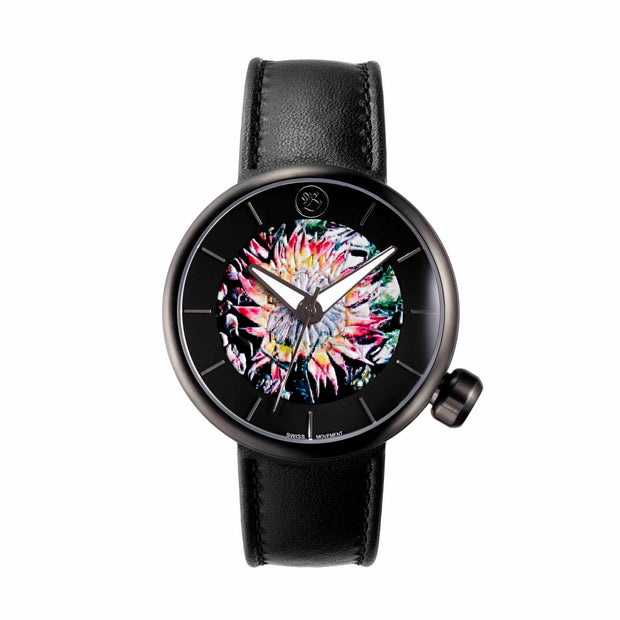 LIMITED EDITION Scott Marsh Signature Watch | Black - BAUSELE