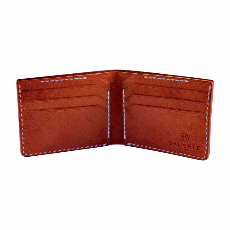 HANDMADE Leather Wallet - BAUSELE