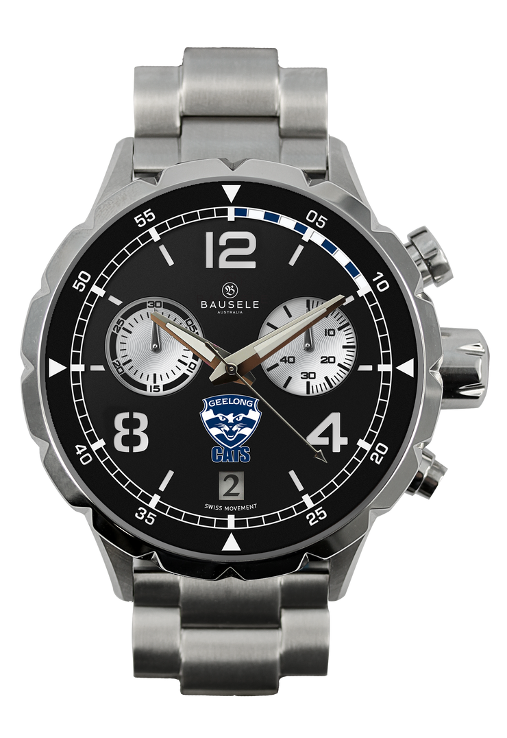 GEELONG CATS TIMEPIECE