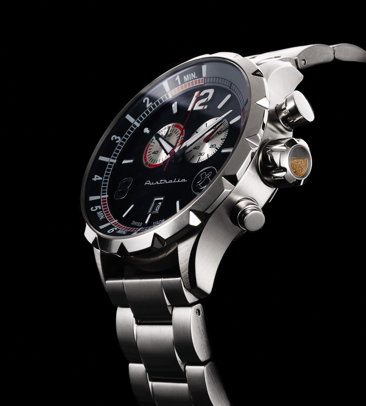 THE LIFESAVER TIMEPIECE - BAUSELE