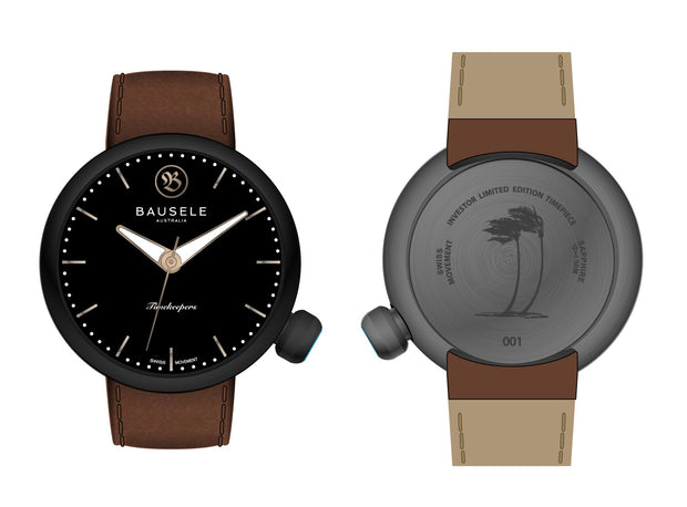 FOR HIM | INVESTOR LIMITED EDITION WATCH